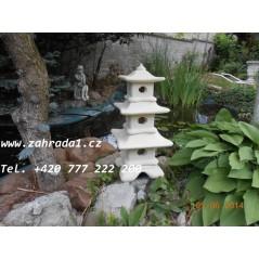 Japonská lampa Pagoda