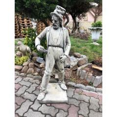 Zahradní socha Vandrák