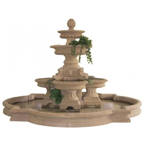 Velká fontána Skalica