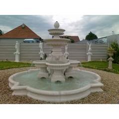 Velká fontána - Skalica