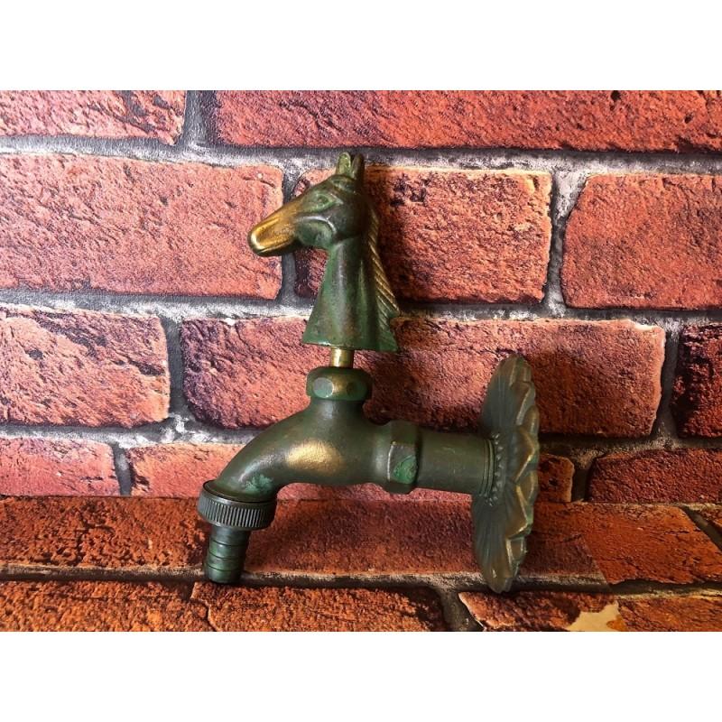 Kohoutek na vodu - Kůň