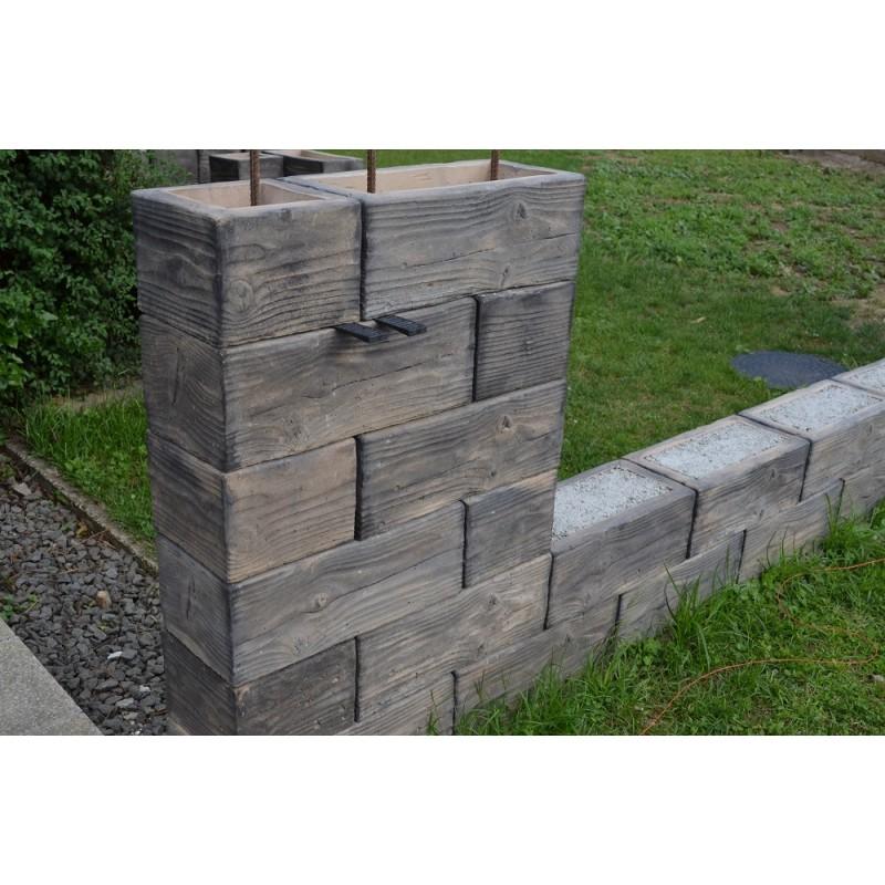 Tvarovka - imitace dřeva