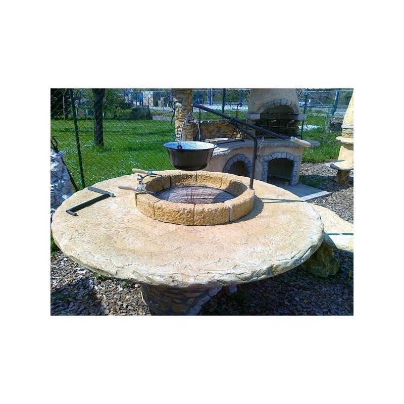 Krb - stůl Kamelot