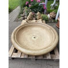 Talíř na fontánu