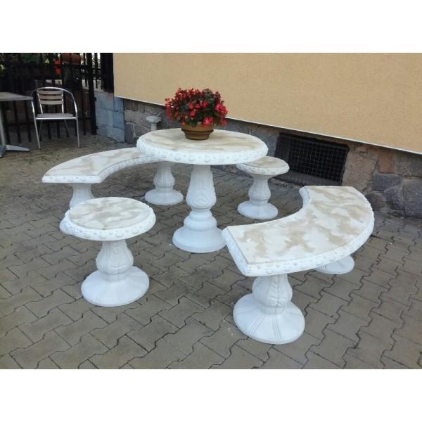 Sedací souprava - zahradní nábytek