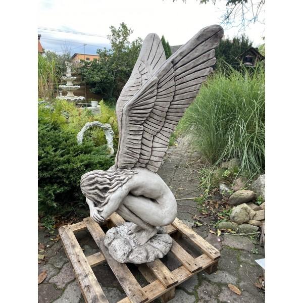 Socha anděla - Zrození