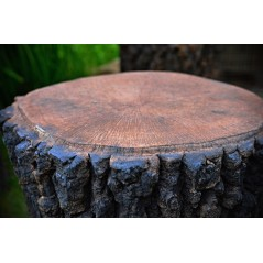 Pařez - dokonalá imitace dřeva