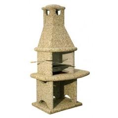 Krb zahradní beton