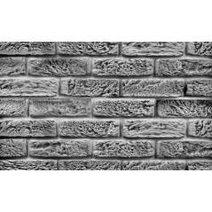 Hand Brick bílý cihlový obkladový pásek