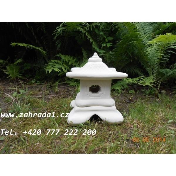 Japonská lampa Pagoda 3