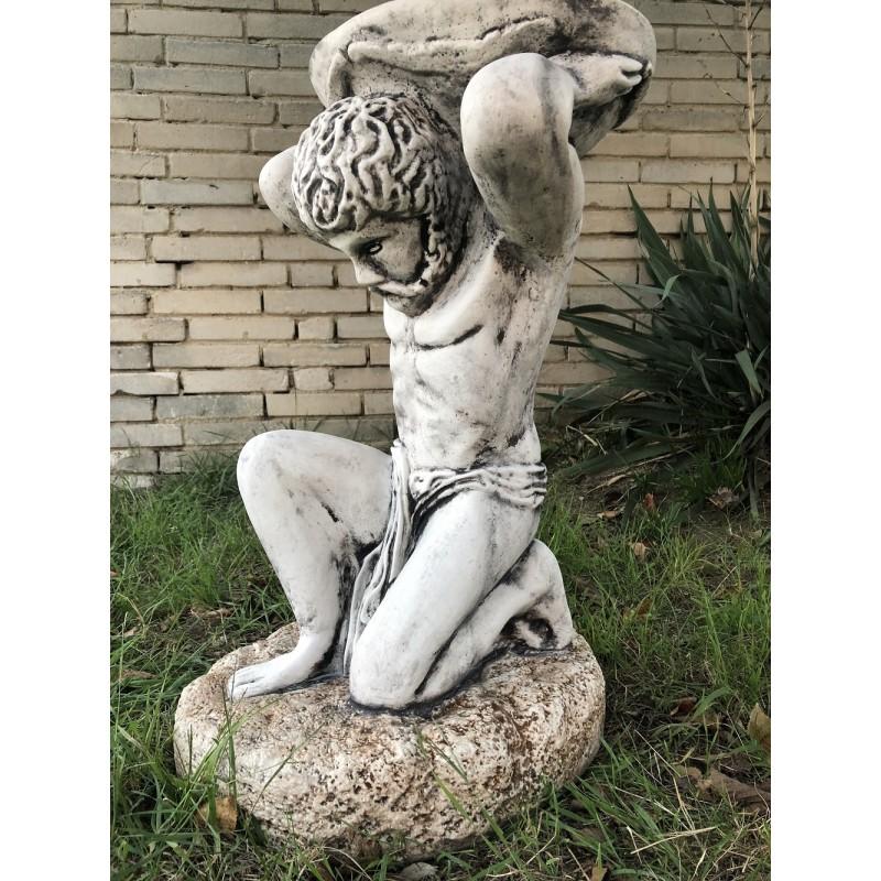Herkules s mísou - podstavec
